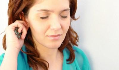 Промыть ухо отит