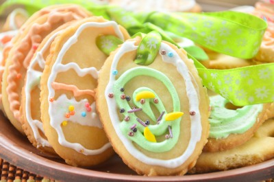 Печенье Пасхальное яйцо