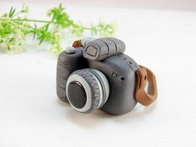 Фотоаппарат из пластилина