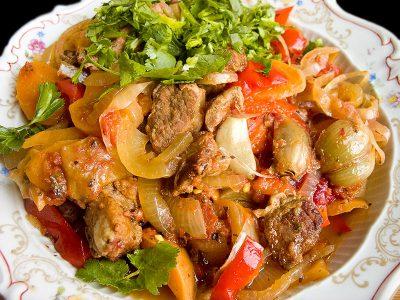 Хашлама из баранины: 3 рецепта, особенности приготовления
