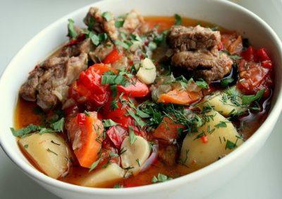 Хашлама из говядины: 3 рецепта, особенности приготовления
