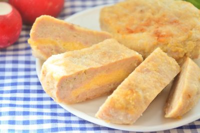 Куриные зразы с сыром