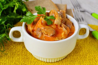 Как приготовить куриные желудки: рецепты, особенности приготовления, чтобы были мягкими и вкусными