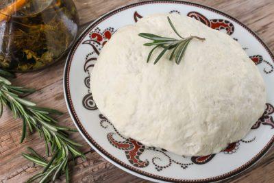 Кефирное тесто на хычины